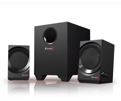 Creative 2.1 Sound BlasterX Kratos S3 Gaming-346619 - Zdjęcie 2