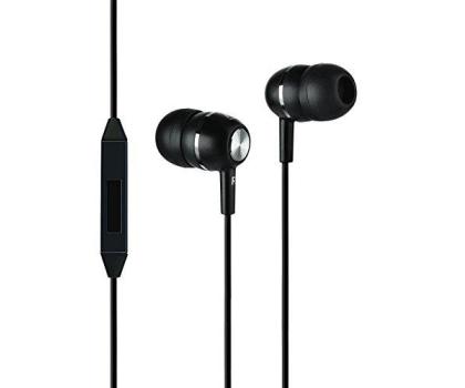 Creative EP-600M czarne z mikrofonem-346626 - Zdjęcie 1