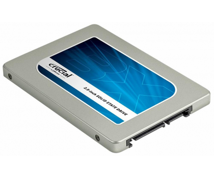 Crucial 120GB 2,5'' SATA SSD BX100 7mm-223284 - Zdjęcie 2