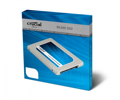 Crucial 120GB 2,5'' SATA SSD BX100 7mm-223284 - Zdjęcie 3