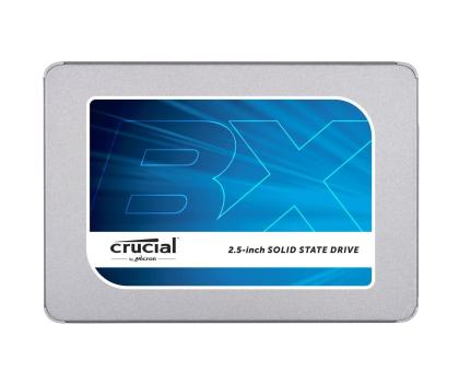 """Crucial 120GB 2,5"""" SATA SSD BX300 OEM-401790 - Zdjęcie 1"""