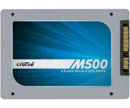 Crucial 120GB 2,5'' SATA SSD M500 7mm-175765 - Zdjęcie 2