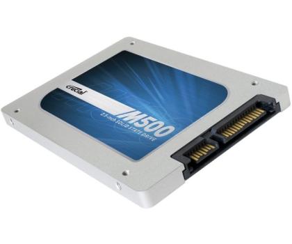Crucial 120GB 2,5'' SATA SSD M500 7mm-175765 - Zdjęcie 1