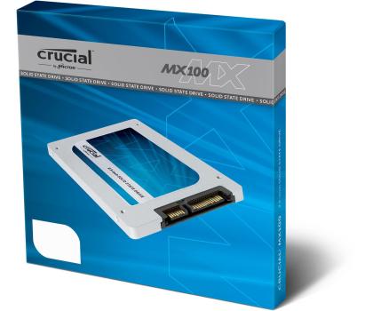 Crucial 128GB 2,5'' SATA SSD MX100 7mm -189869 - Zdjęcie 4