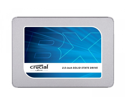 """Crucial 240GB 2,5"""" SATA SSD BX300 OEM -412537 - Zdjęcie 1"""