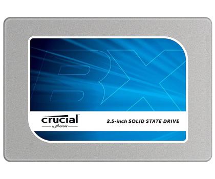 Crucial 250GB 2,5'' SATA SSD BX100 7mm-223285 - Zdjęcie 2
