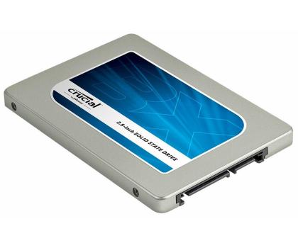 Crucial 250GB 2,5'' SATA SSD BX100 7mm-223285 - Zdjęcie 1