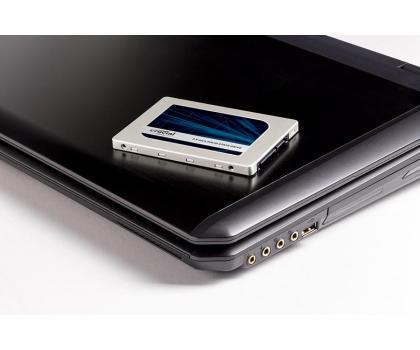 Crucial 250GB 2,5'' SATA SSD MX200 7mm-223511 - Zdjęcie 3
