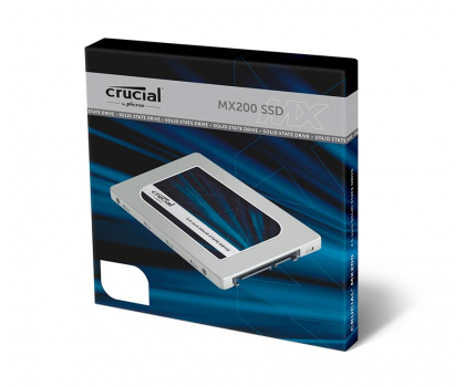 Crucial 250GB 2,5'' SATA SSD MX200 7mm-223511 - Zdjęcie 4