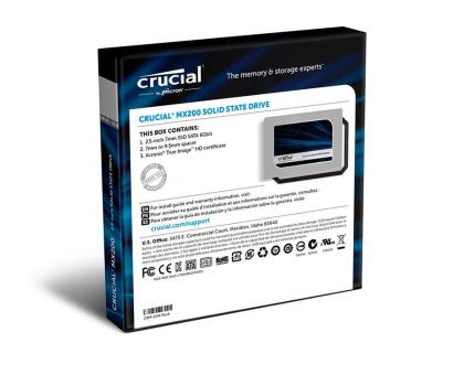 Crucial 250GB 2,5'' SATA SSD MX200 7mm-223511 - Zdjęcie 5