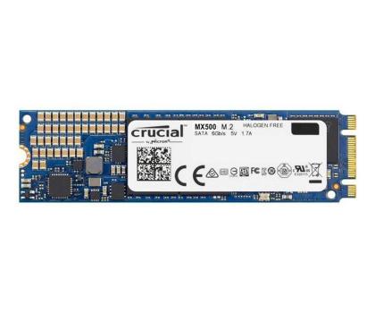 Crucial 250GB SATA SSD MX500 M.2 2280-400629 - Zdjęcie 1