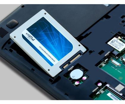 Crucial 256GB 2,5'' SATA SSD MX100 7mm [DEM]-189870 - Zdjęcie 5