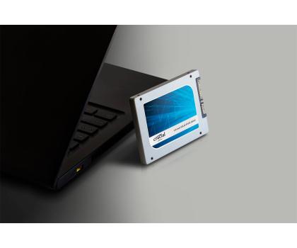 Crucial 256GB 2,5'' SATA SSD MX100 7mm [DEM]-189870 - Zdjęcie 6