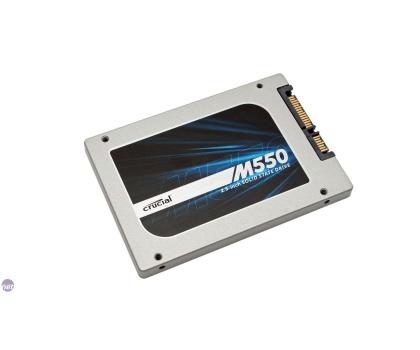 Crucial 512GB 2,5 SATA SSD M550-179656 - Zdjęcie 2