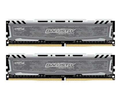 Crucial 8GB 2400MHz Ballistix Sport LT CL16 (2x4096)-230148 - Zdjęcie 1