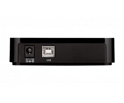 D-Link DUB-H7 USB 2.0 (7 portów, aktywny, zasilacz)-28204 - Zdjęcie 3