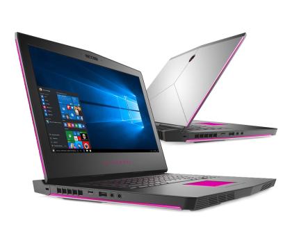 Dell Alienware 15 i7-7700HQ/16G/256+1000/10Pro GTX1070-346432 - Zdjęcie 1