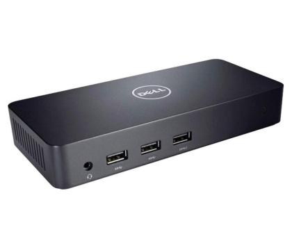 Dell D3100 adapter USB 3.0 HDMI/Ethernet/USB-276588 - Zdjęcie 1