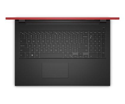 Dell Inspiron 3543 i5-5200U/8GB/500 GF820M czerwony-221198 - Zdjęcie 5