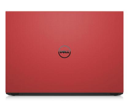 Dell Inspiron 3543 i5-5200U/8GB/500 GF820M czerwony-221198 - Zdjęcie 6