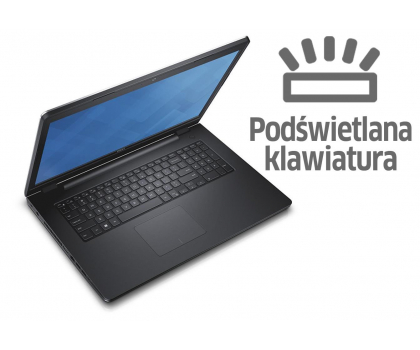 Dell Inspiron 5749 i5-5200U/8GB/1000/Win8 GF840M-217844 - Zdjęcie 3