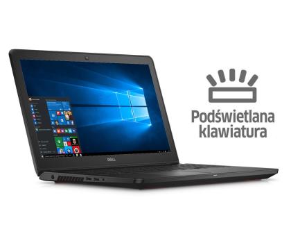 Dell Inspiron 7559 i7-6700HQ/8GB/1000/Win10 FHD GTX960-263188 - Zdjęcie 2