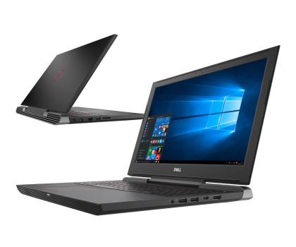 Dell Inspiron 7577 i5-7300HQ/8G/256+1000/Win10 GTX1060 -390415 - Zdjęcie 1