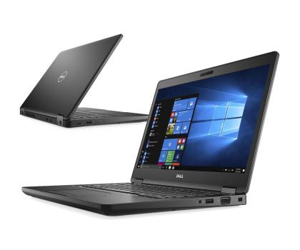 Dell Latitude 5480 i5-7440H/8GB/256/10Pro FHD-355394 - Zdjęcie 1