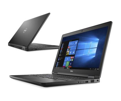 Dell Latitude 5580 i5-7440H/16GB/256/10Pro FHD-360971 - Zdjęcie 1