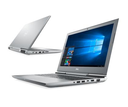 Dell Vostro 7570 i5-7300H/8GB/128+1000/10Pro GTX1060-386855 - Zdjęcie 1