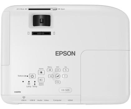 Epson EB-S05 3LCD-387177 - Zdjęcie 4