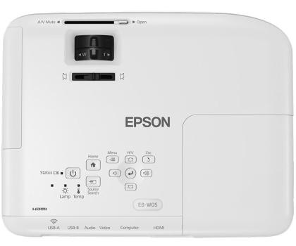 Epson EB-W05 3LCD-387179 - Zdjęcie 5