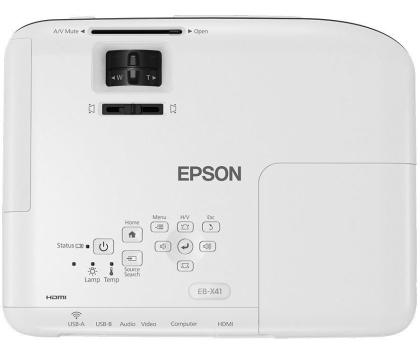 Epson EB-X41 3LCD-387168 - Zdjęcie 5