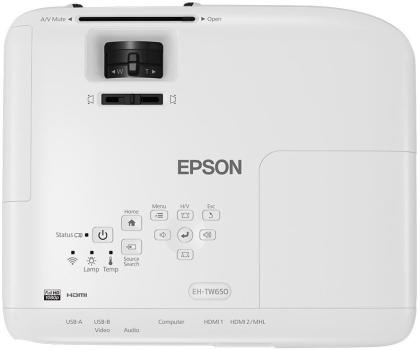Epson EH-TW650 3LCD-387156 - Zdjęcie 5