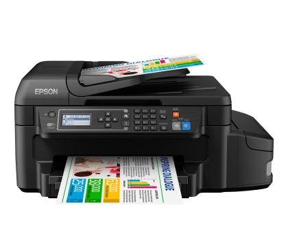 Epson L655 (WIFI, LAN, DUPLEX, ADF, FAX)-267700 - Zdjęcie 1