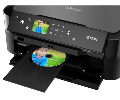 Epson L850 (druk na CD)-224978 - Zdjęcie 5