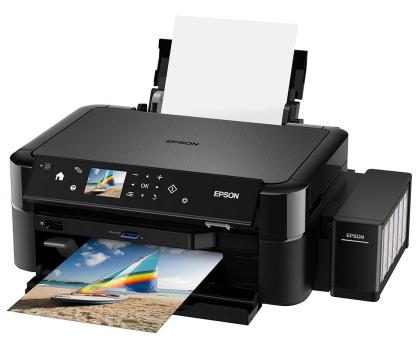 Epson L850 (druk na CD)-224978 - Zdjęcie 3