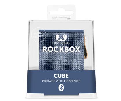 Fresh N Rebel Rockbox Cube Fabriq Edition Indigo-420974 - Zdjęcie 4