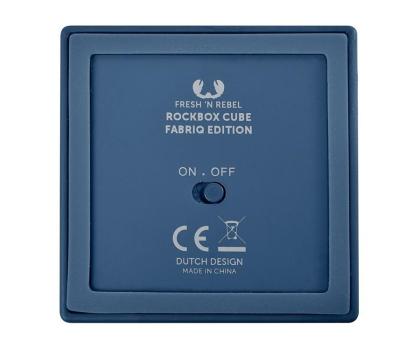 Fresh N Rebel Rockbox Cube Fabriq Edition Indigo-420974 - Zdjęcie 5