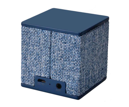 Fresh N Rebel Rockbox Cube Fabriq Edition Indigo-420974 - Zdjęcie 2
