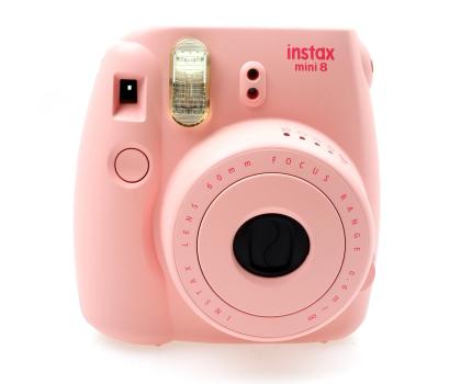 Fujifilm Instax Mini 8 różowy-168218 - Zdjęcie 2