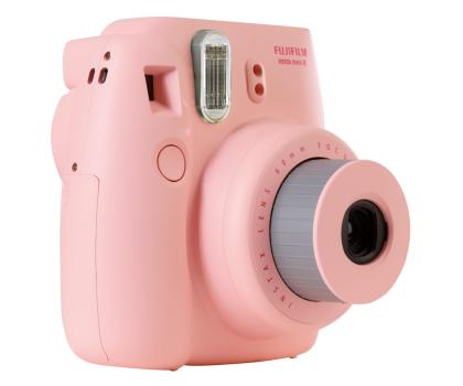 Fujifilm Instax Mini 8 różowy-168218 - Zdjęcie 1