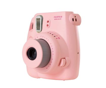 Fujifilm Instax Mini 8 różowy-168218 - Zdjęcie 4
