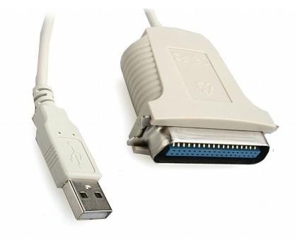 Gembird USB->LPT Centronics DB36 1,8m-64467 - Zdjęcie 1