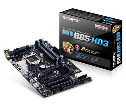 Gigabyte GA-B85-HD3 (B85 2xPCI-E DDR3)-151939 - Zdjęcie 3