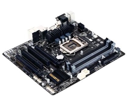 Gigabyte GA-B85M-D3H (B85 2xPCI-E DDR3)-151872 - Zdjęcie 3