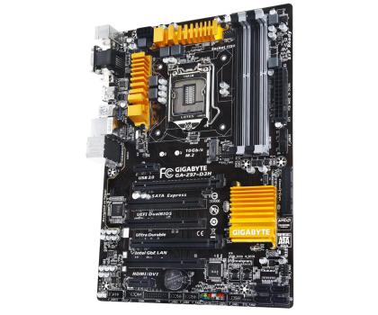 Gigabyte GA-Z97-D3H (Z97 2xPCI-E DDR3)-186079 - Zdjęcie 2