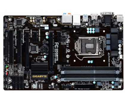Gigabyte GA-Z97-HD3 (Z97 2xPCI-E DDR3)-186080 - Zdjęcie 5