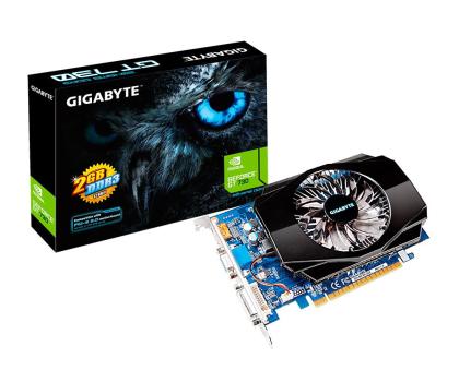 Gigabyte GeForce GT730 2048MB 128bit-202830 - Zdjęcie 1