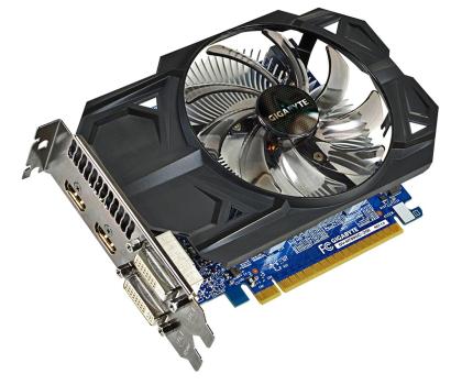 Gigabyte GeForce GTX750 2048MB 128bit OC-180226 - Zdjęcie 1
